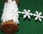 Rulle med Snöstjärnor