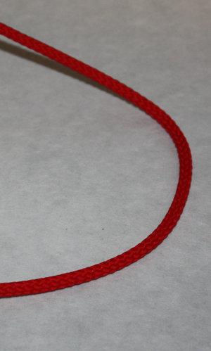 Snöre Rött