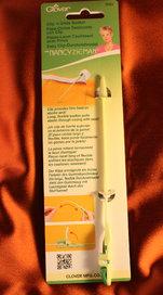 Clip n' glide bodkin design av Nancy Zieman