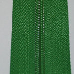 Blixtlås Ljusgrön