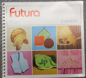 Singer Futura 1050