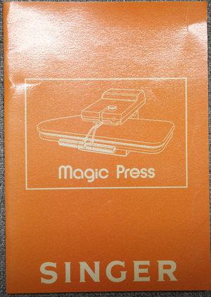 Singer Magic Press