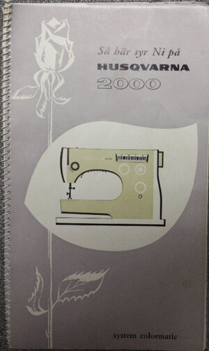 Husqvarna 2000
