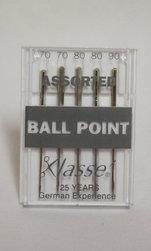 Nålar BallPoint Klasse sortiment