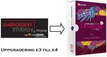 Uppgradering e3 till e4