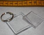 Nyckelring 4x4 cm