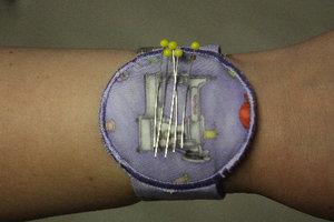 Pulvertroll's Design, Nåldyna för arm