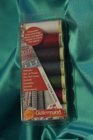 Sytråd Gütermann färgkit