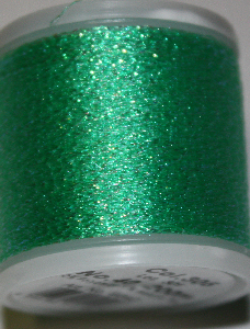 Madeira Metallic LjusGrön Col.305