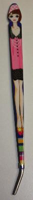 Pincett Motiv 15 cm