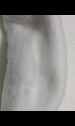 Filtvadd Vit 25x25 cm