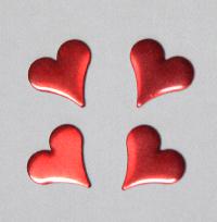 HotFix Röda Hjärtan 4-pack