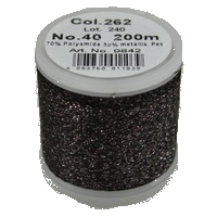 Madeira Metallic Col 262