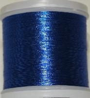 Madeira Metallic Klarblå Col.338