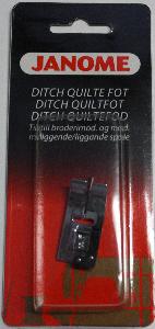 Janome Ditch Quiltfot