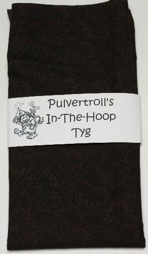 Pulvertroll's In-The-Hoop Tyg