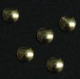 Hotfix Guld Metallisk